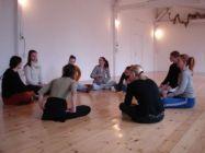 Atelier de danse au danemark